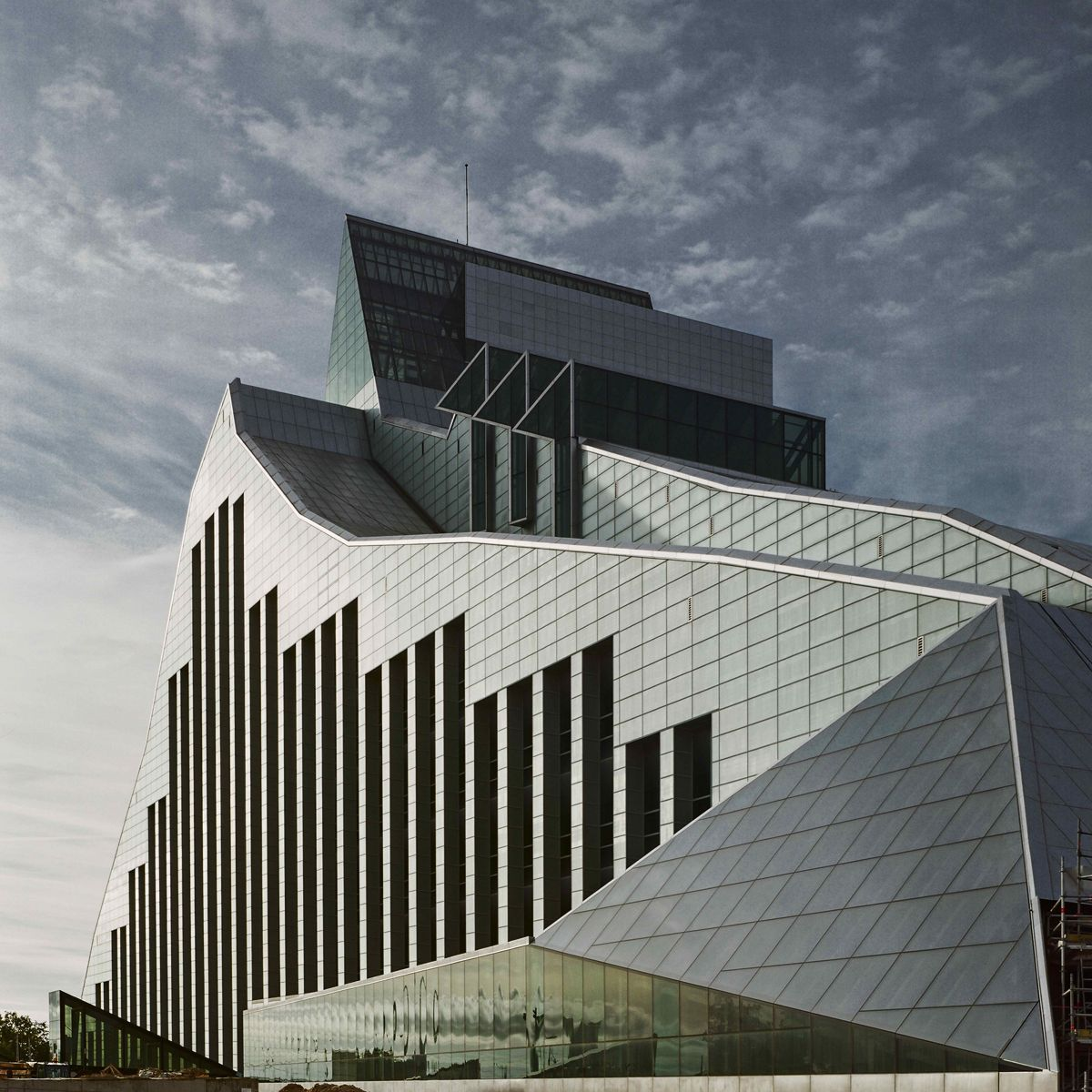 National Library of Latvia, Riga